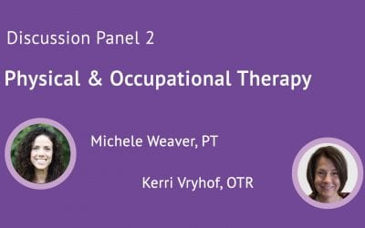 """Physical & Occupational Therapy"" – (MSA Conference, Pt 7)"