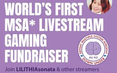 *** WORLD'S FIRST LIVE-STREAM GAMING MSA FUNDRAISER !!! ***